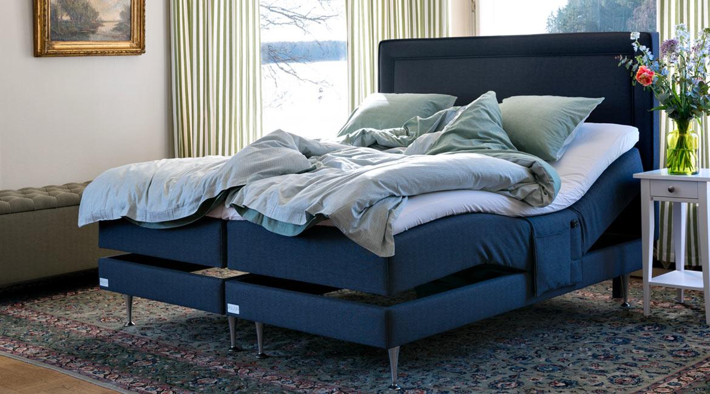Ställbar säng Vaxholm - Elite Sängar
