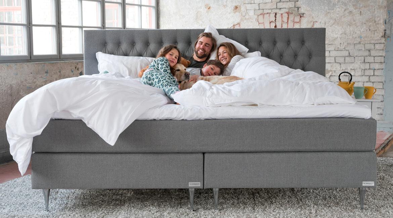 Familjesäng Manhattan - Elite Sängar